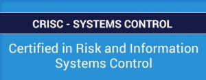 Certified Risk and Information System Control (CRISC) AAPM TrainingSBKI.com