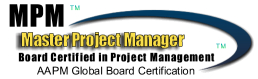 Master Project Manager AAPM Certified TrainingSBKI.com
