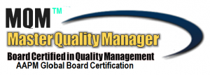 Master Quality Manager AAPM Certified TrainingSBKI.com
